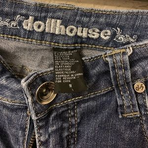 Dollhouse Pants - Dollhouse Jean Capris